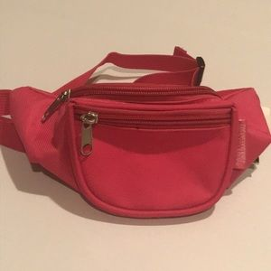 Hot pink Junior size Fanny Pack